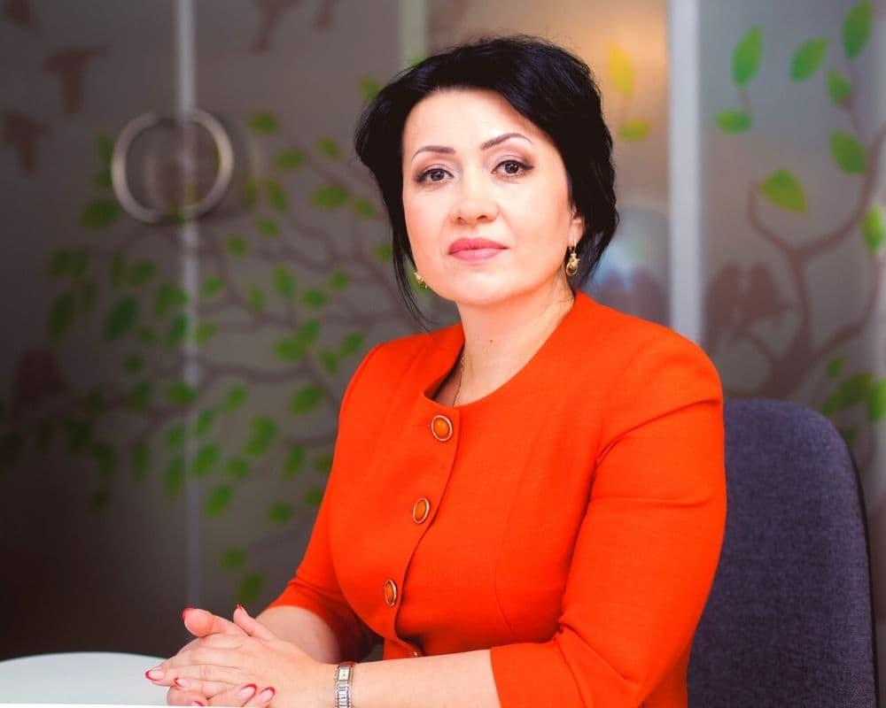 Марина Коляева