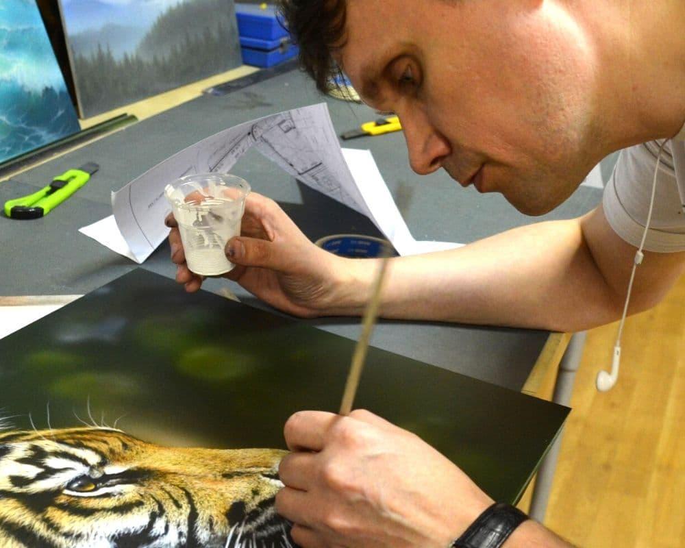 Дмитрий Казимиров - запуск онлайн-курса по рисованию