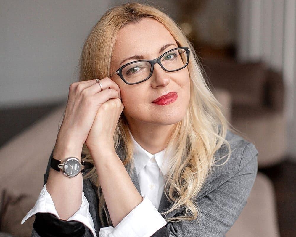 Ирина Медведева - бизнес-тренер и продюсер онлайн-курсов